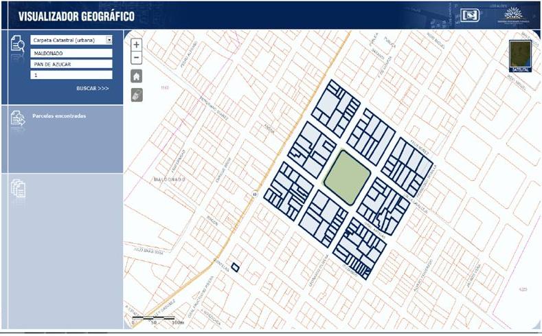 Cómo saber el número de padrón de un terreno