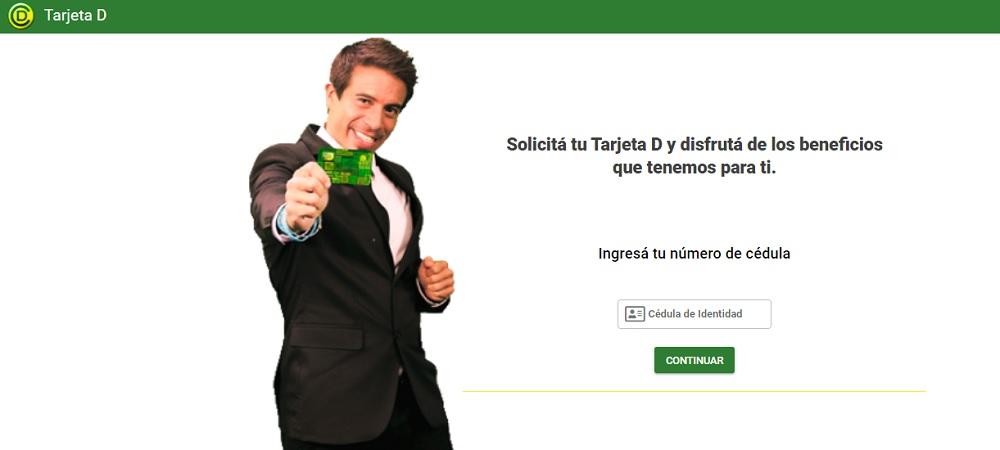 creditos directos tarjeta d