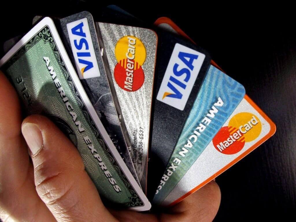 tarjetas de credito estando en el clearing